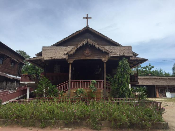 Church in Asia