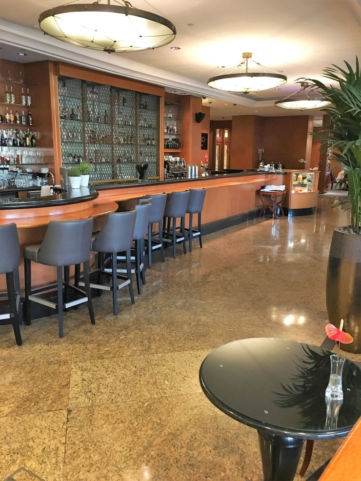 Budapest Hotel Bar